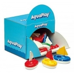AQUAPLAY ZEILBOOTJES ASS