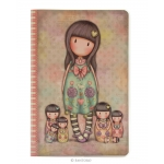 A5 NOTEBOOK SEVEN SISTERS