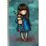 A5 NOTEBOOK HUSH LITTLE BUNNY